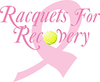 Racquets For Recovery logo