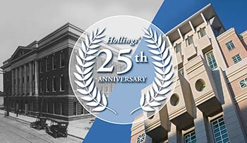 Hollings' 25th Anniversary Celebration