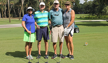 Hollings Cancer Center Golf Tournament