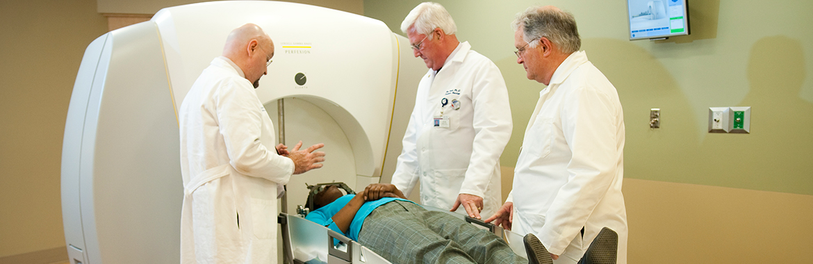 Radiation Oncology | Hollings Cancer Center | MUSC