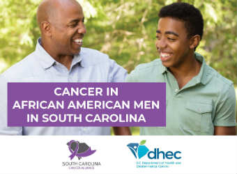 Cover of Cancer in African  American Men in South Carolina